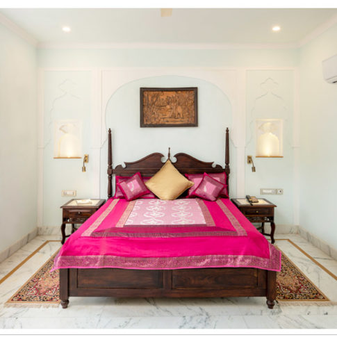 Heritage Rooms, The Rajasthan Palace, Jaipur